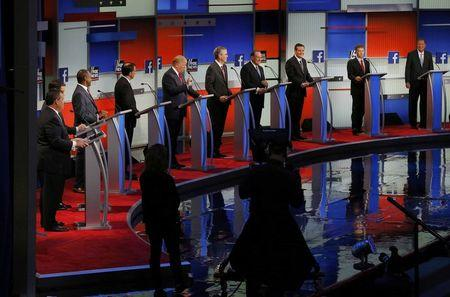 Full Video: Watch the Aug. 6 Fox News Republican Debate