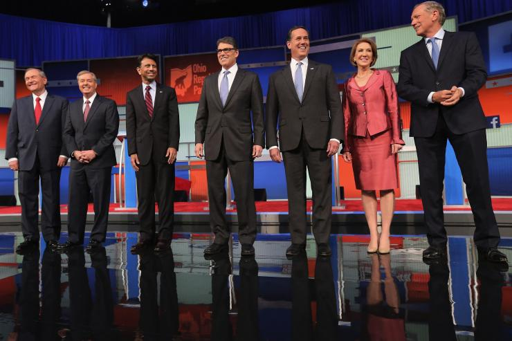 Video: Watch the Full 'Early' Aug. 6 Fox News Debate