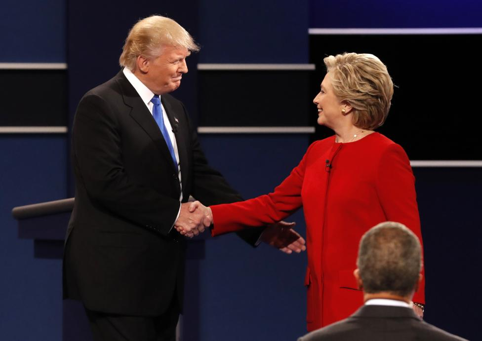 Full Video: Watch the Trump-Clinton Debate from Sept. 26