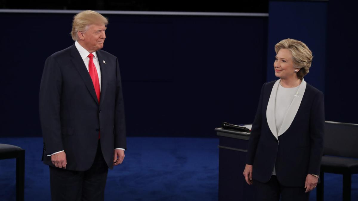 Full Video: Watch the Second Trump/Clinton Debate