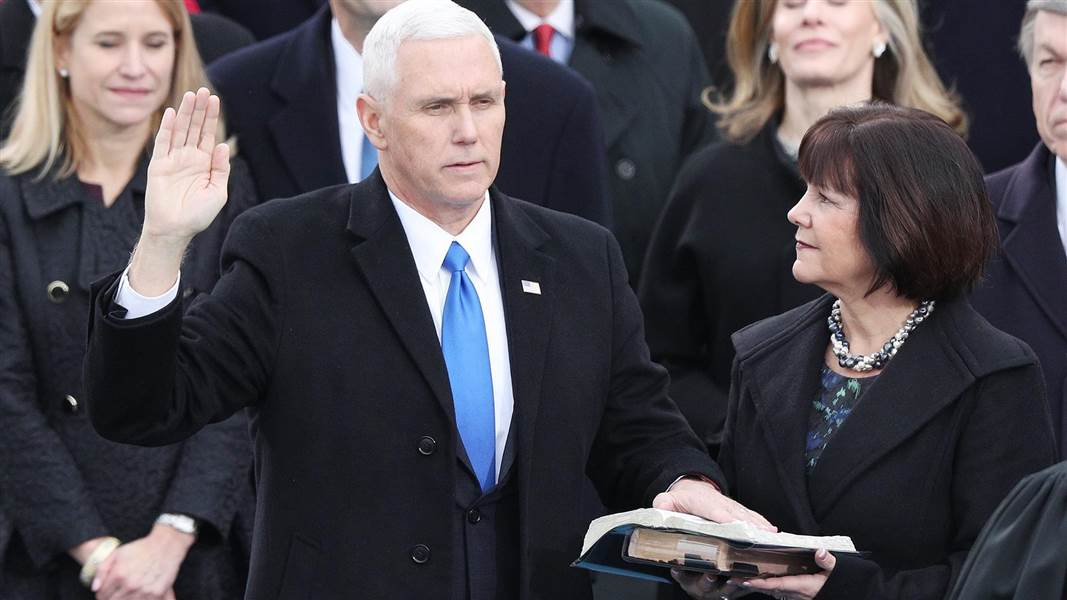 GOP Insiders Secretly Wish for 'President Pence'