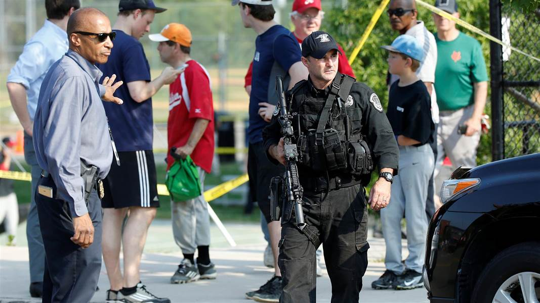 Calls for Greater Congressional Security Following Baseball Shooting