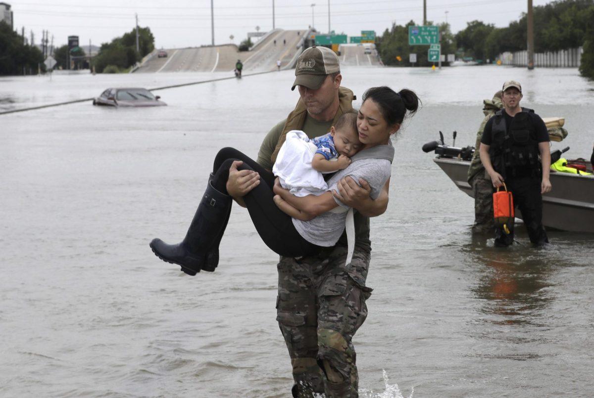 When Disaster Strikes, America Shines
