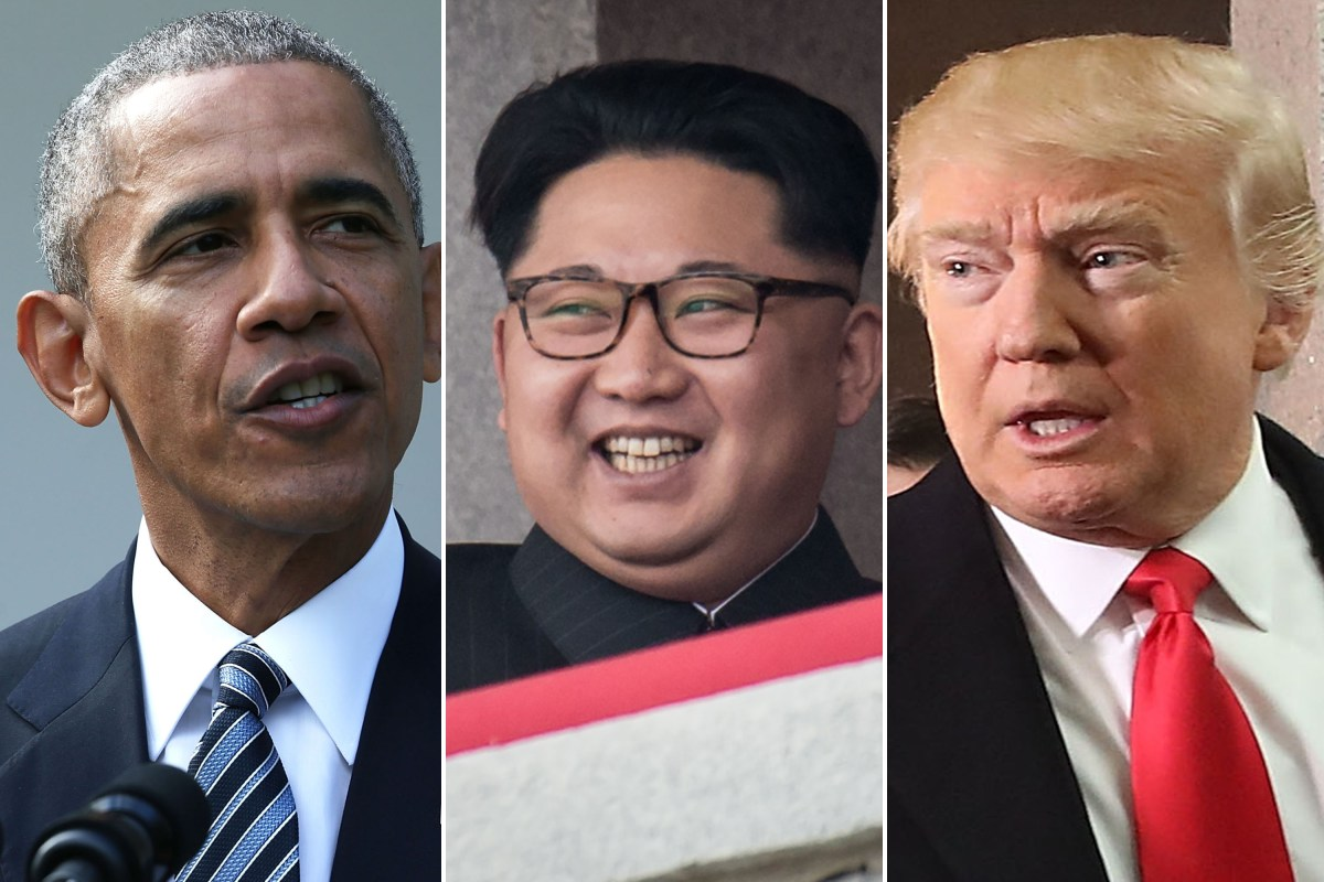 North Korea, Part One: Trump = Obama