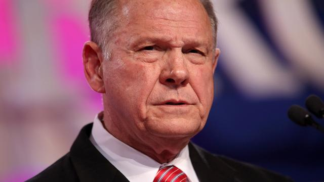Roy Moore Still Has Support in Alabama Senate Race