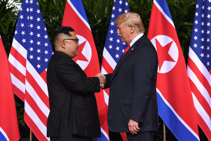 Conservatives Nervous About Trump-Kim Summit