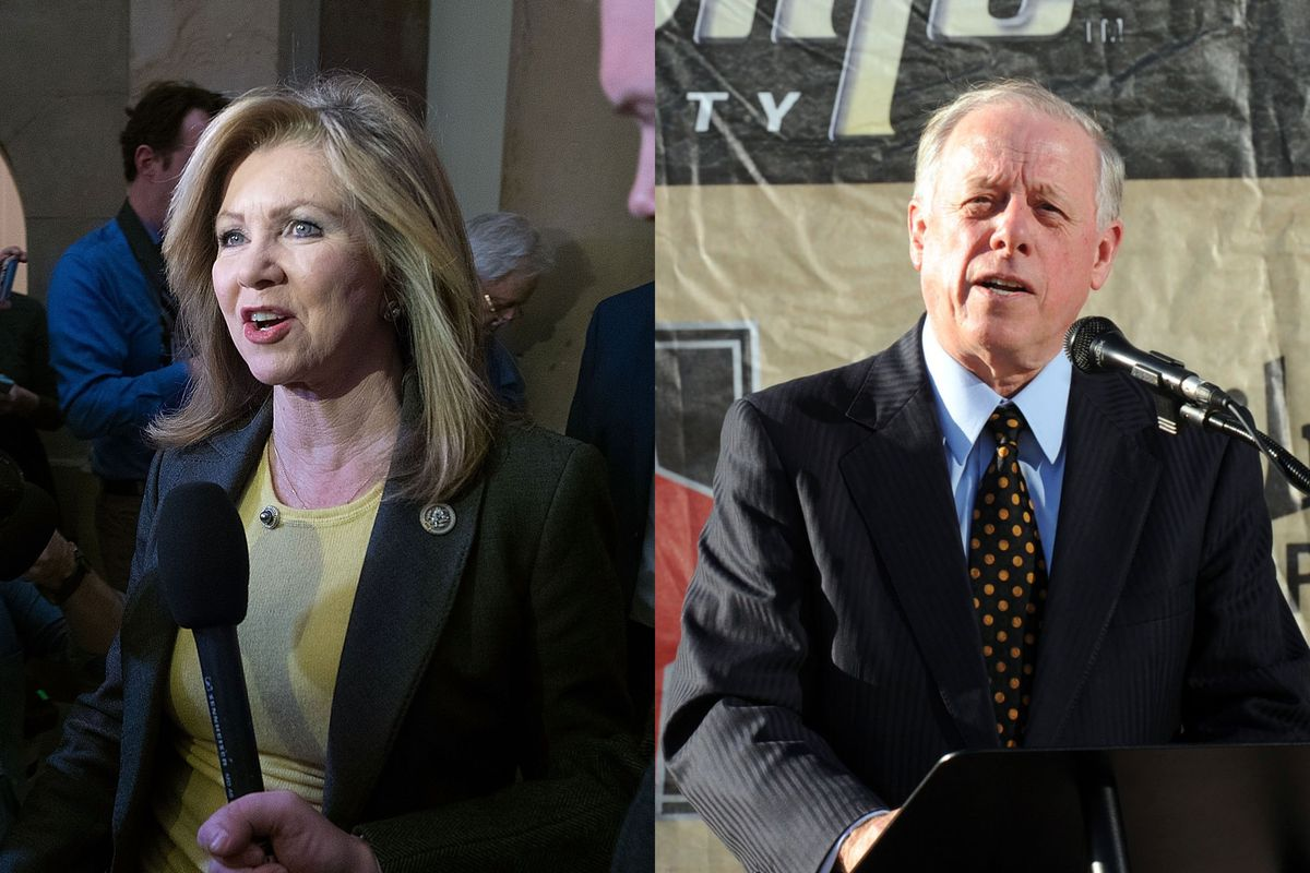 Race Spotlight: Tennessee Senate - Blackburn (R) vs. Bredesen (D)