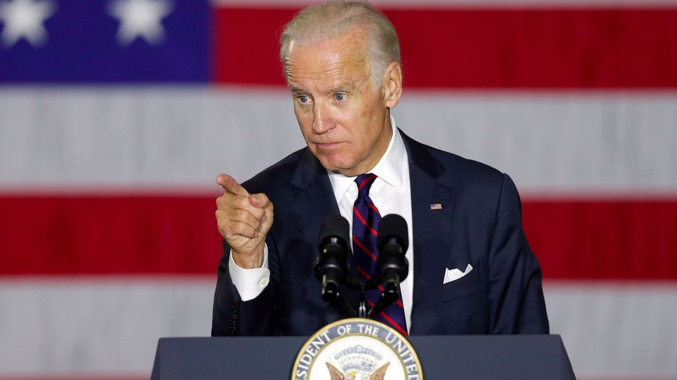 Biden Leads 2020 Democratic Field in Early Polling