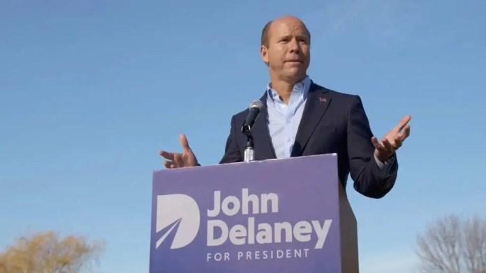 John Delaney 2020
