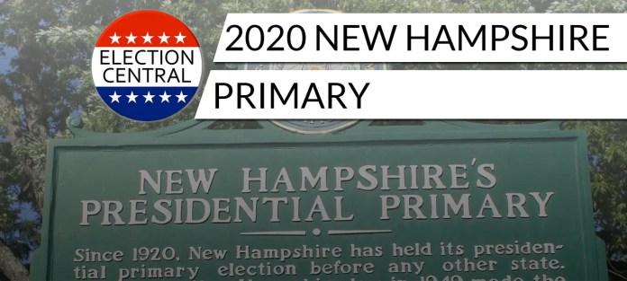 2020 New Hampshire Primary