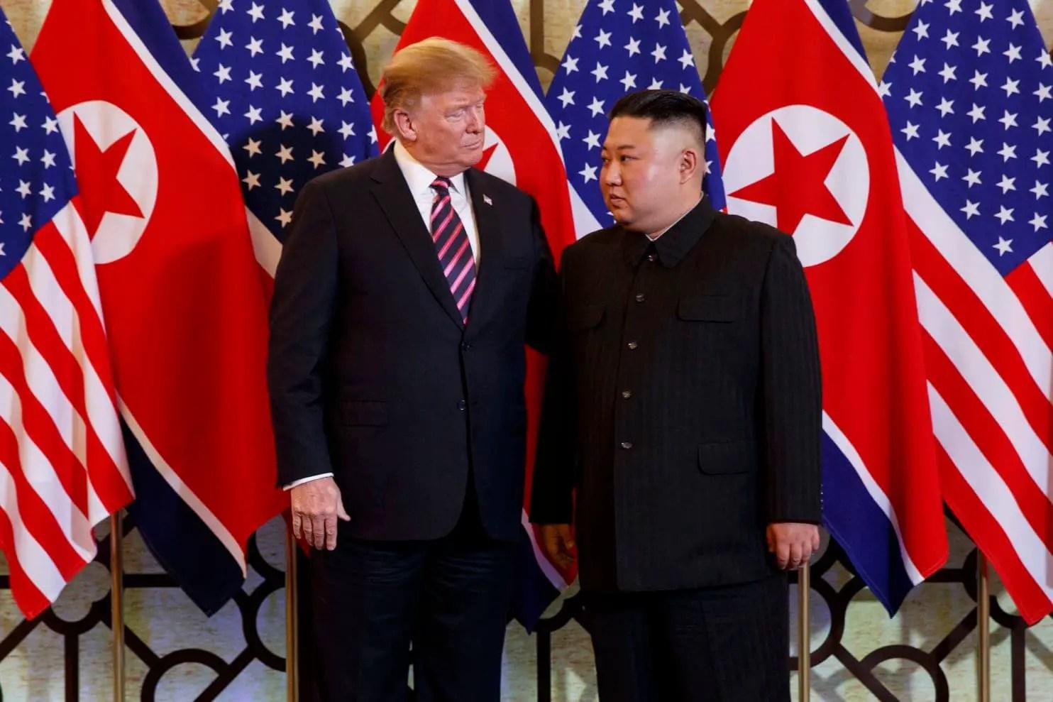 Trump Carter North Korea