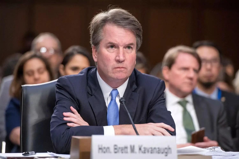 Kavanaugh Hearing 2020 Dem Court Packing