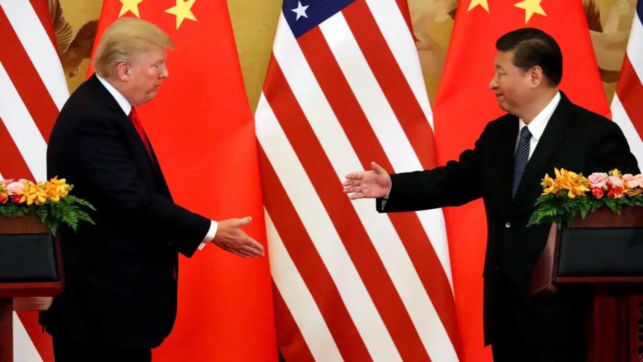 U.S. Debt Trump China Tariffs