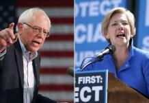 Bernie Sanders Elizabeth Warren Student Debt