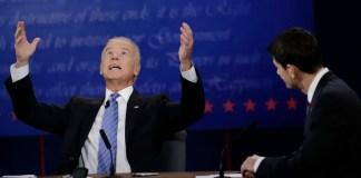 Joe Biden Primary Debate Clips