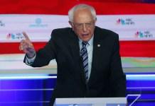 Bernie Sanders Debate