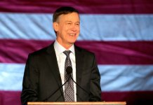 Hickenlooper Drops Out 2020