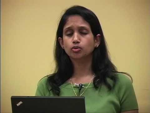 Foto YouTube, ingeniera invidente de Google Jyotsna Kaki