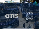 OTIS vuelve a NYSE