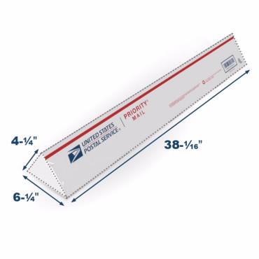 priority mail express tube medium