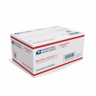 Priority Mail Regional Rate Box - A1