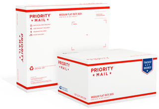 Image of Priority Mail® Boxes