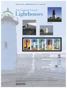 New England Coastal Lighthouses
