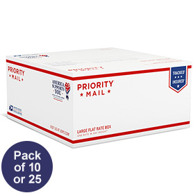 Priority Mail APO/FPO Flat Rate Box