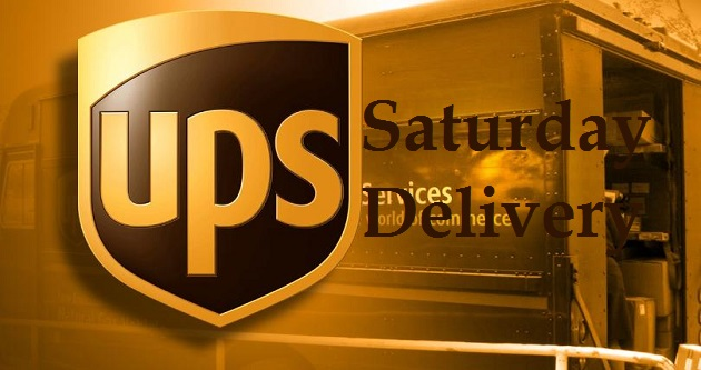 UPS Saturday Delivery & Hours | Delivery and Pickup Time