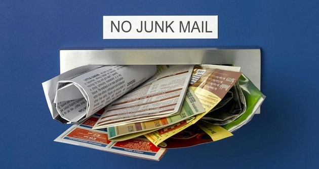 8 Ways to Stop Junk Mail | Opt Out of Spam Mail
