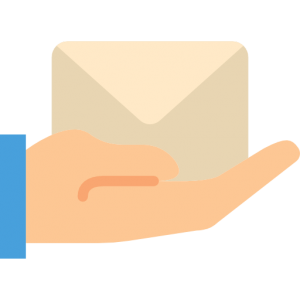 Who can pick held mail