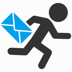 how to send mail faster
