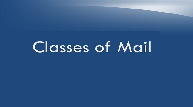 USPS International Mail Classes