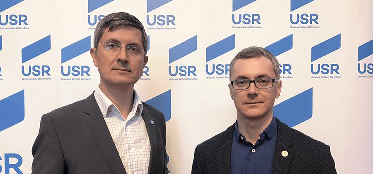 USR cere demisiile lui Tudorel Toader și Florin Iordache