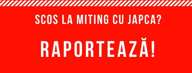 USR ajută cu asistență juridică cetățenii luați cu japca la miting-ul PSD