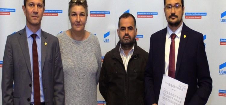 USR ajută cei doi asistenți de la Spitalul Universitar care au intrat în greva foamei