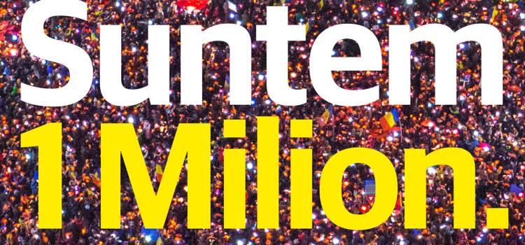Inițiativa Fără Penali în funcții publice a strâns 1 Milion de semnături