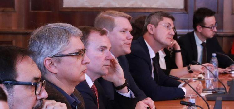 USR și CEPA au dezbătut situația României ca membru NATO în contextul poziționării strategice la Marea Neagră