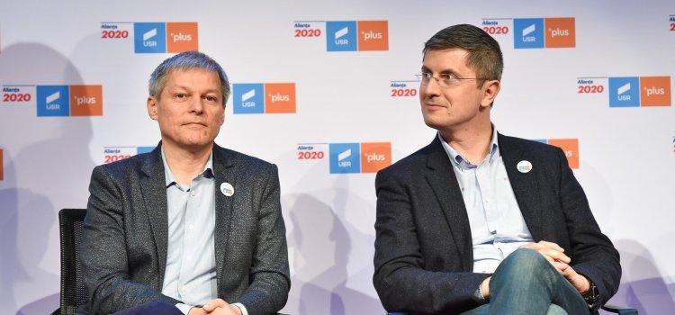 USR PLUS: Căderea Guvernului Dăncilă, doar primul pas spre organizarea alegerilor parlamentare anticipate