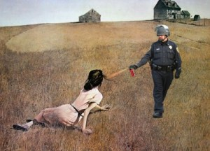Occupy Wyeth