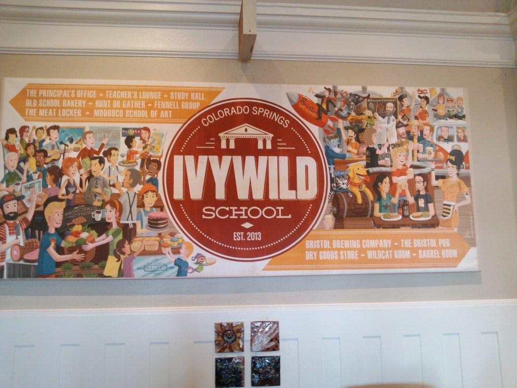 Ivywild Sign
