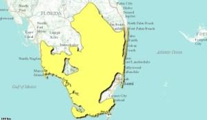 everglades map