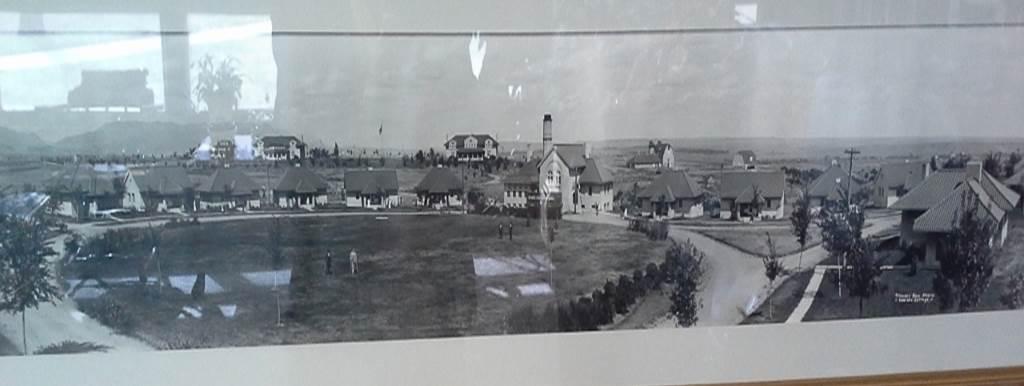 A photo of the original Myron Stratton Home. Credit: The Myron Stratton Home)