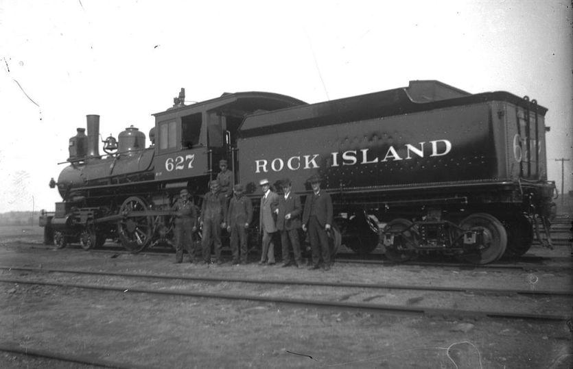 Rock Island Dallas Tx  Us