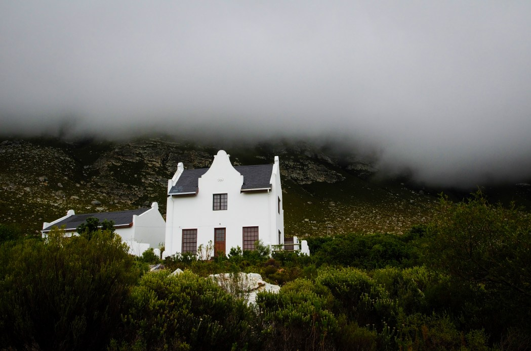 Cape Dutch House