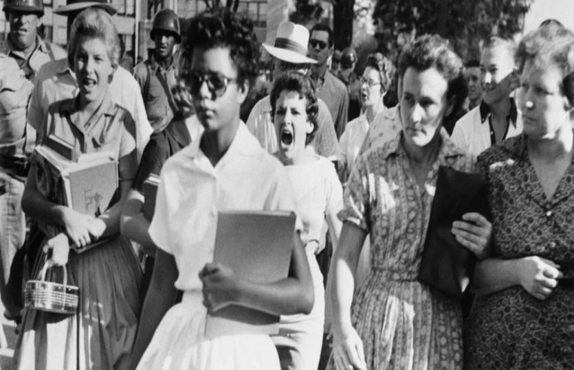 Battleground Schools: The Little Rock Nine and the Fight for Desegregation