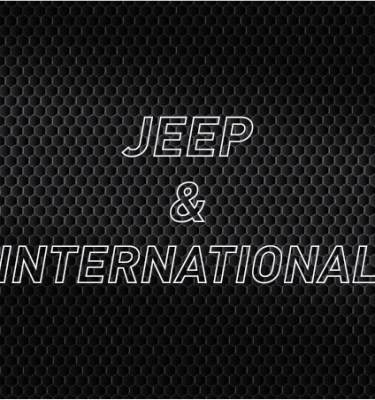 Jeep & International