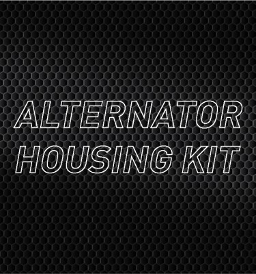 Alternator Housing Kits