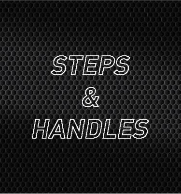 Steps & Handles