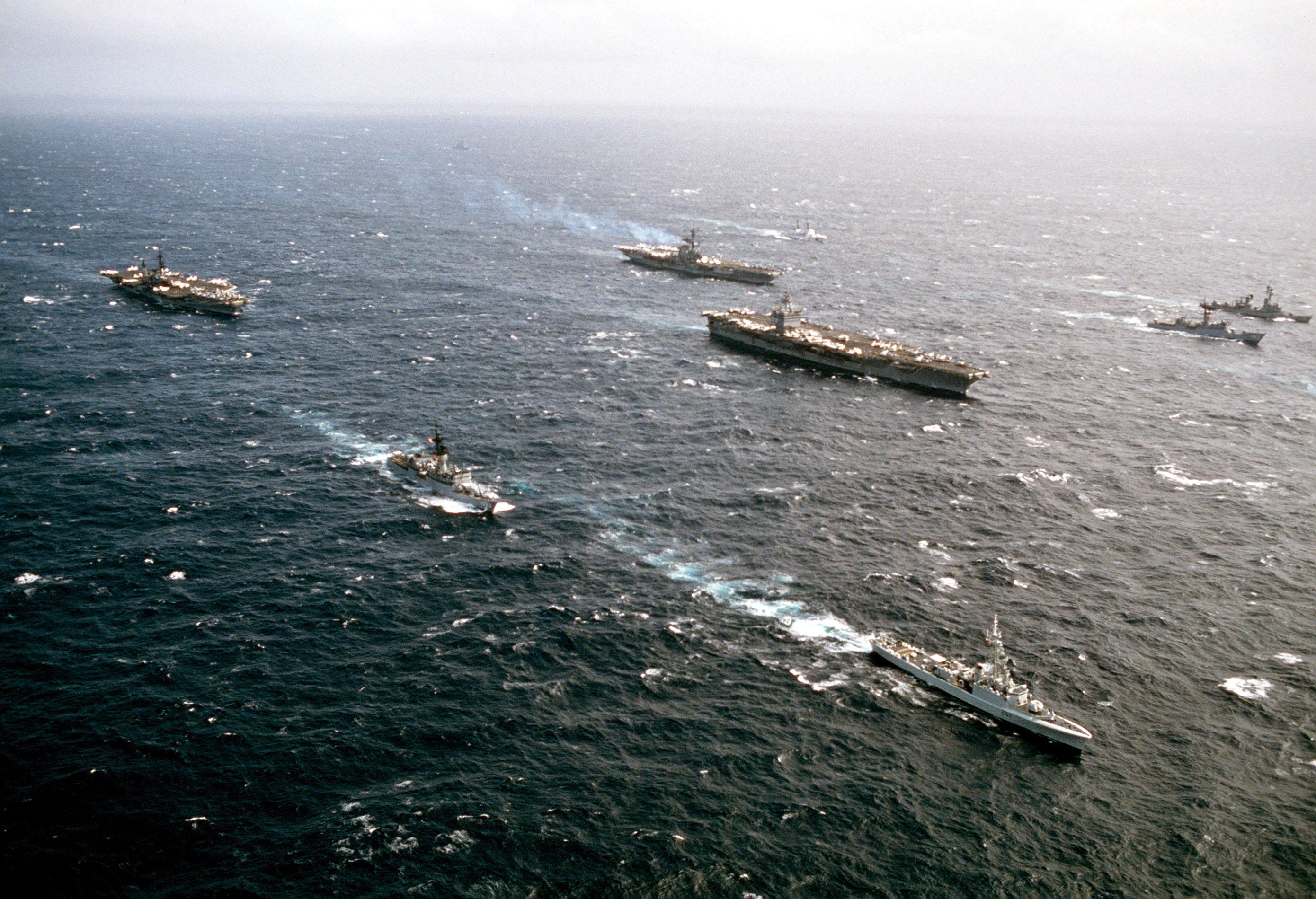 Coral Sea 43 Uss Cv Midway Uss Enterprise 65 Cv Cv 41 Uss